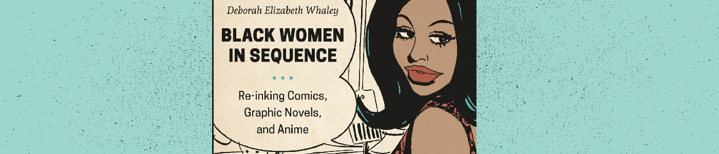 Black Women in Sequence - Comic Book Event
