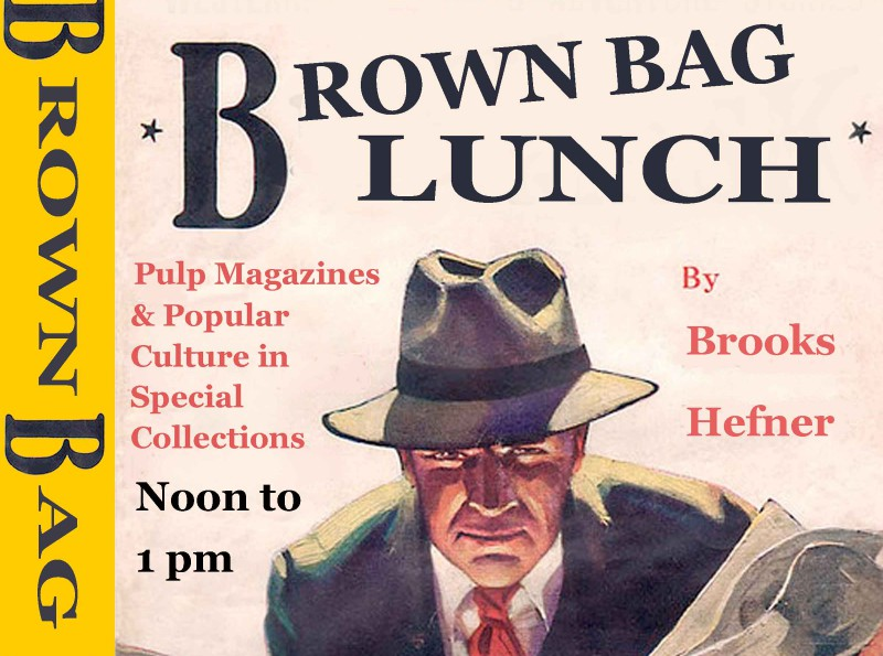 Pulp Magazines and Popular Culture in Special Collections