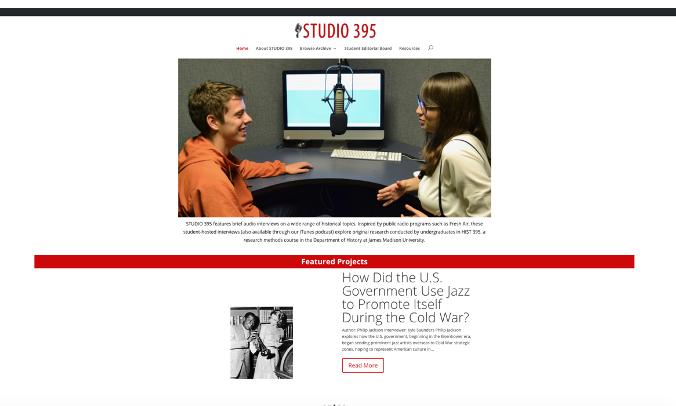 Studio 395 Screenshot