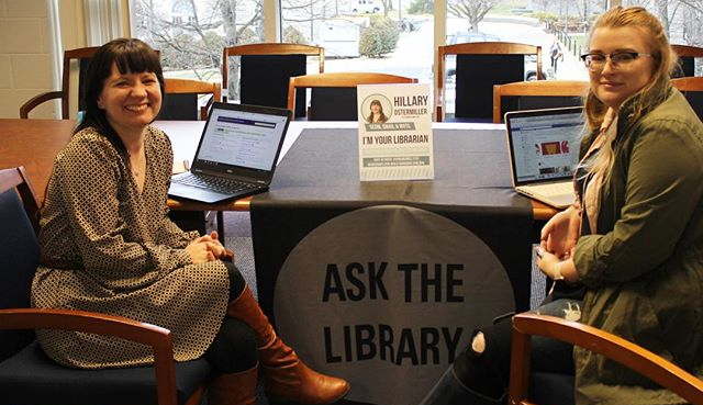 Ask The Library Service