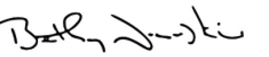Dean Nowviskie's signature