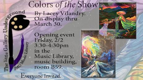 Exhibit by Lacey Vilandry