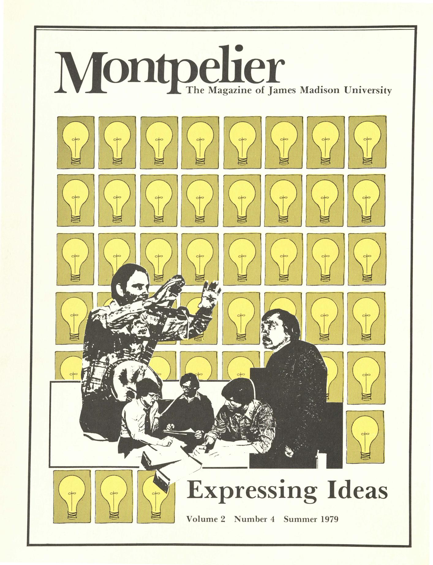 Montpelier Magazine Cover